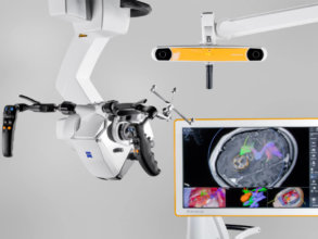 Microscope Integration with Neuronavigation