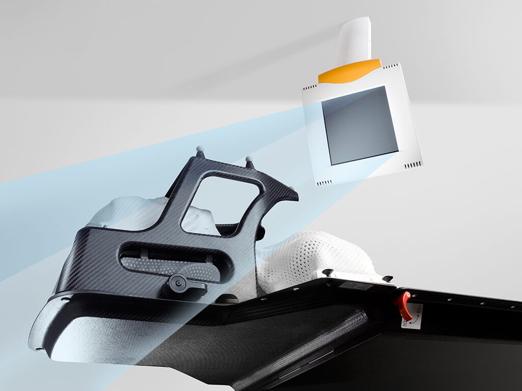 ExacTrac - Frameless Radiosurgery System for non-invasive SRS treatments