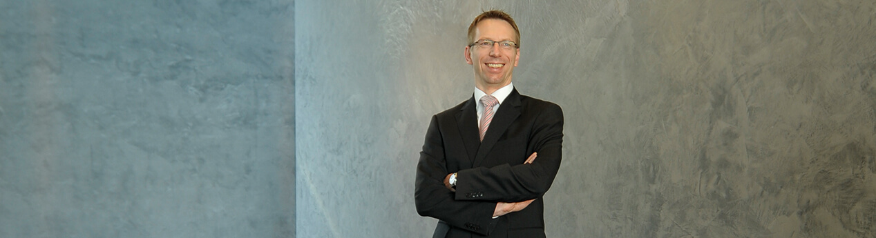 Chief Technical Officer Rainer Birkenbach