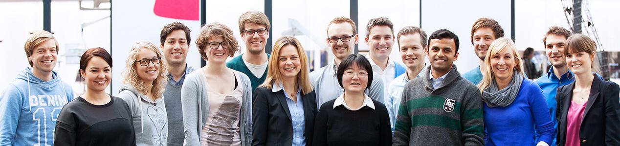 Mitarbeiter von Brainlab