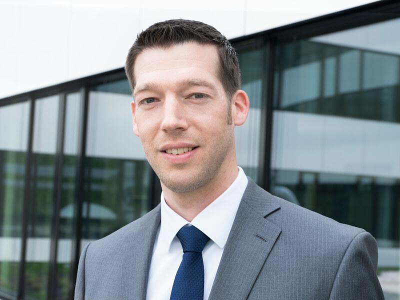Brainlab Management Board Jan Merker