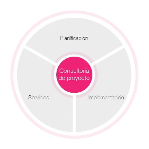 Consultoría de proyecto Digital OR