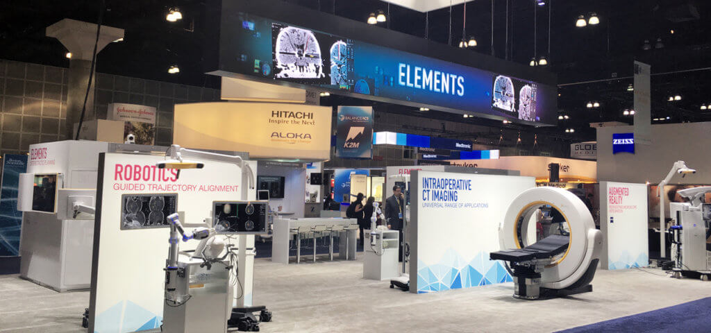 Brainlab at the AANS Annual Scientific Meeting 2018 in New Orleans