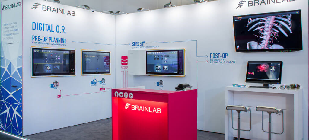 ConhIT 2018 - Visit our Brainlab booth