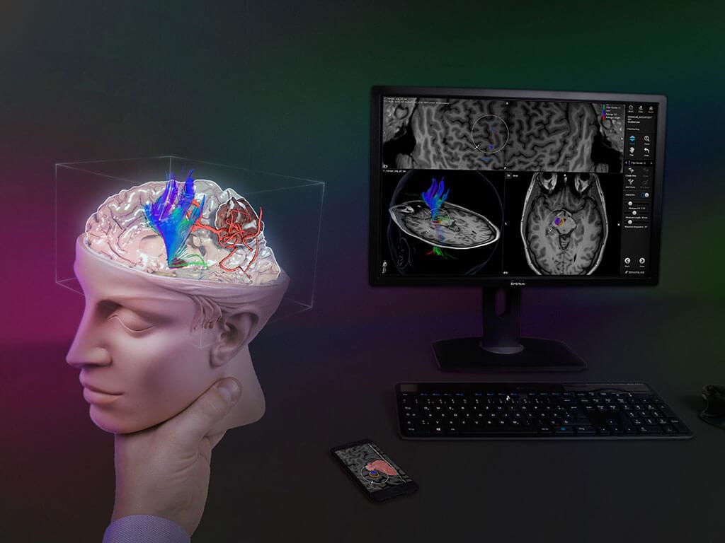 混合现实外科医生工作区和文件