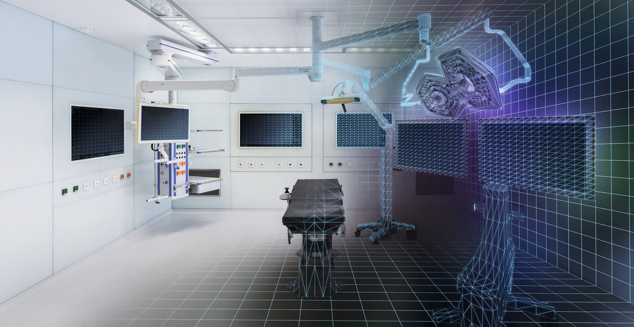 Brainlab Digital Operating Room