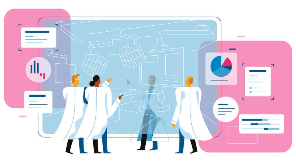 Digital O.R.: Integrated Operating Room | Adapted Building Information Modelling BIM