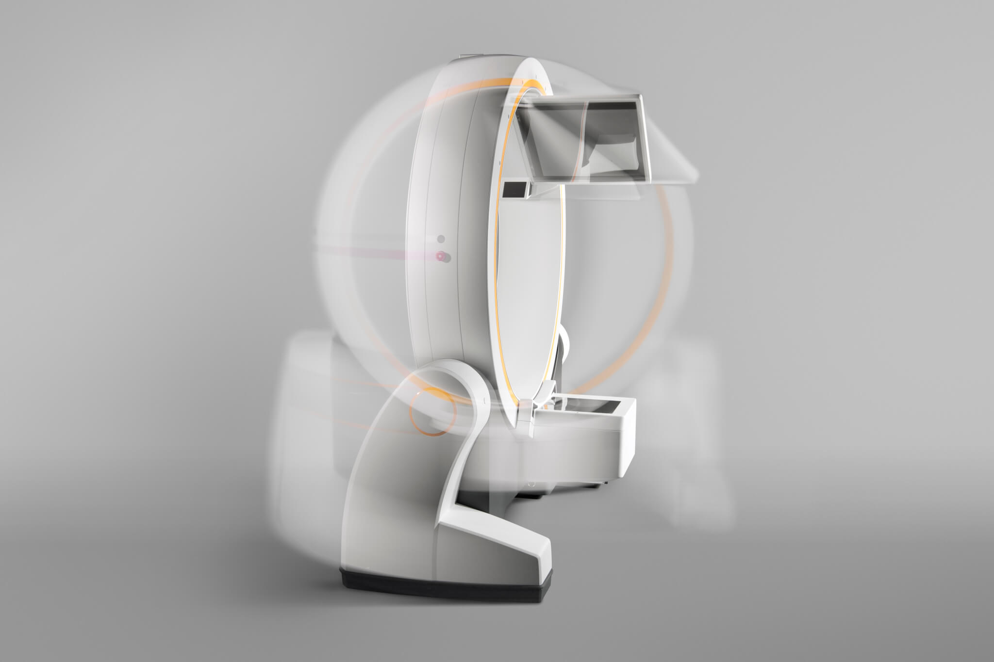 Acquisition d'images flexible Cone Beam CT Loop-X Brainlab