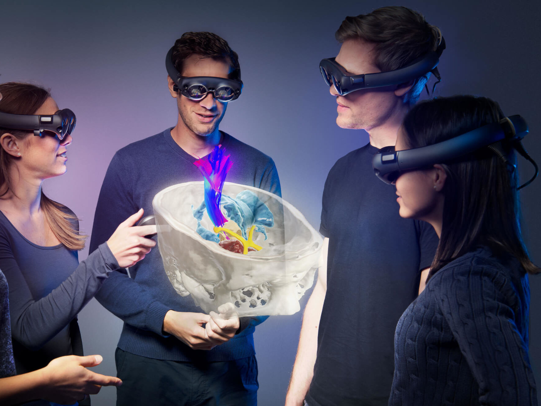 Brainlab Mixed Reality Viewer
