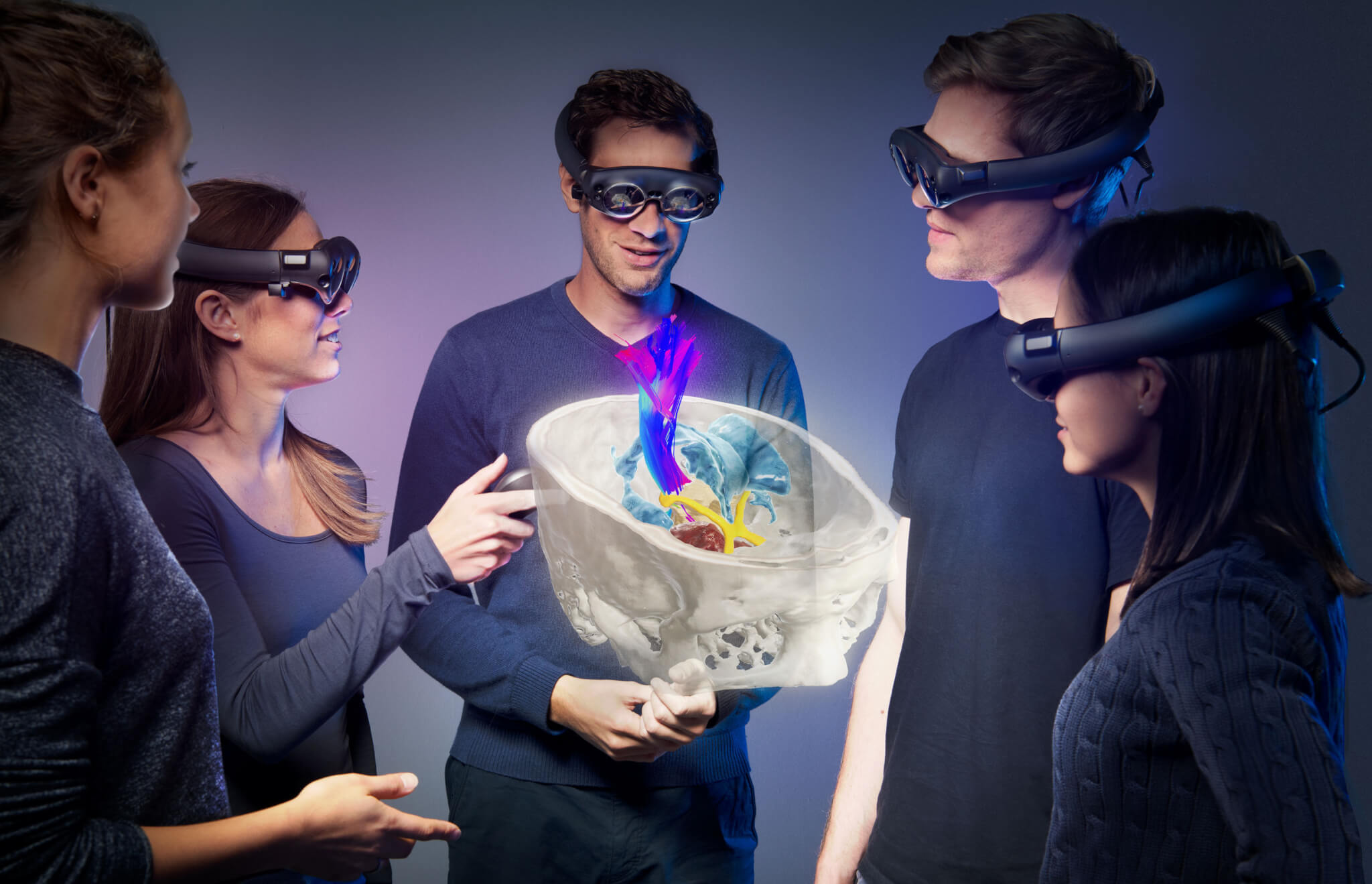 Brainlab Mixed Reality