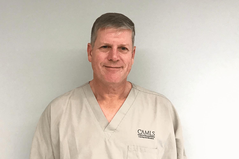 Pr Bradley Strong, Centre médical universitaire UC Davis Health, États-Unis