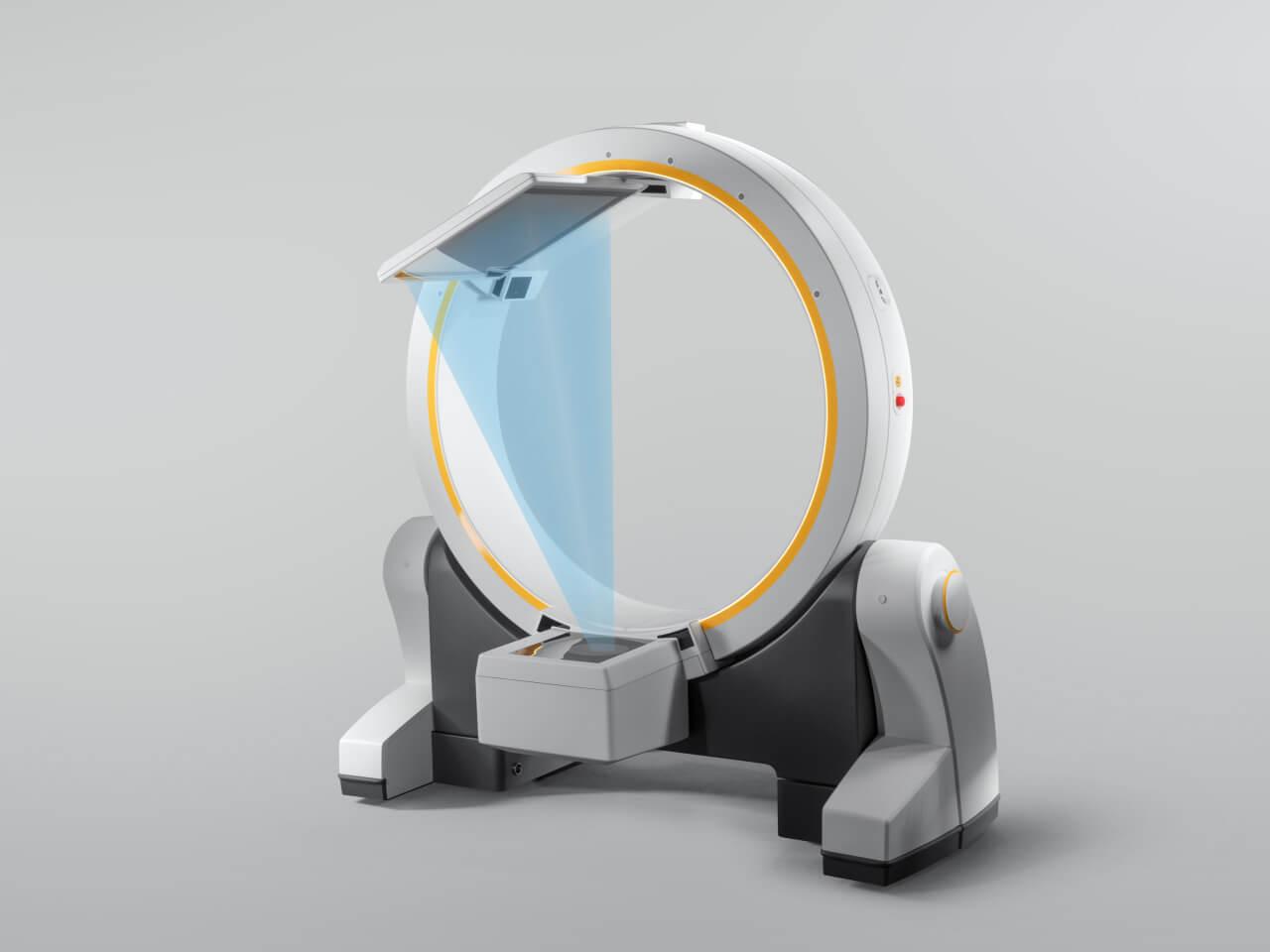 Brainlab Loop-X Cone Beam CT 非等中心成像