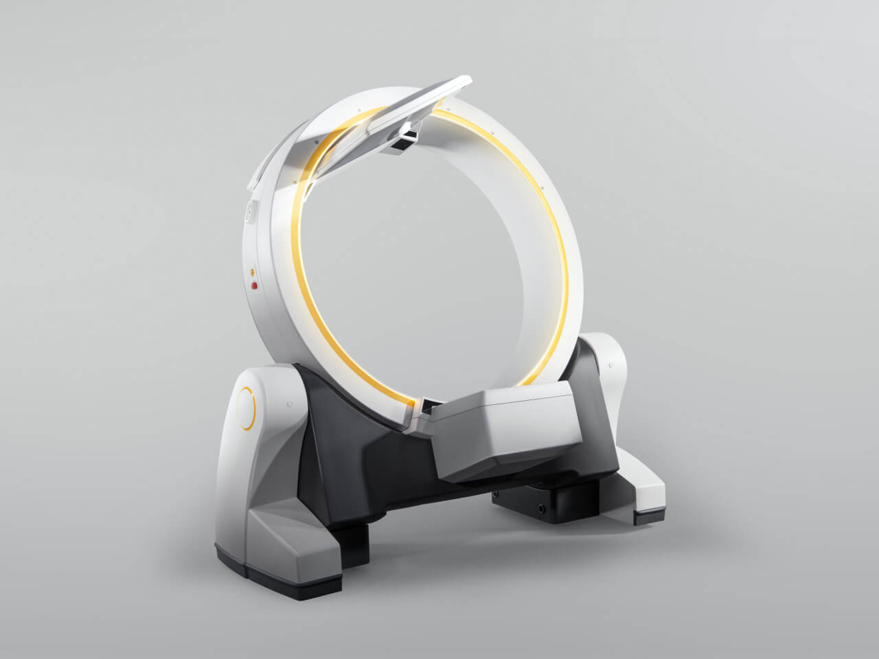 Brainlab Loop-X lightweight design: 495kg/1091lbs