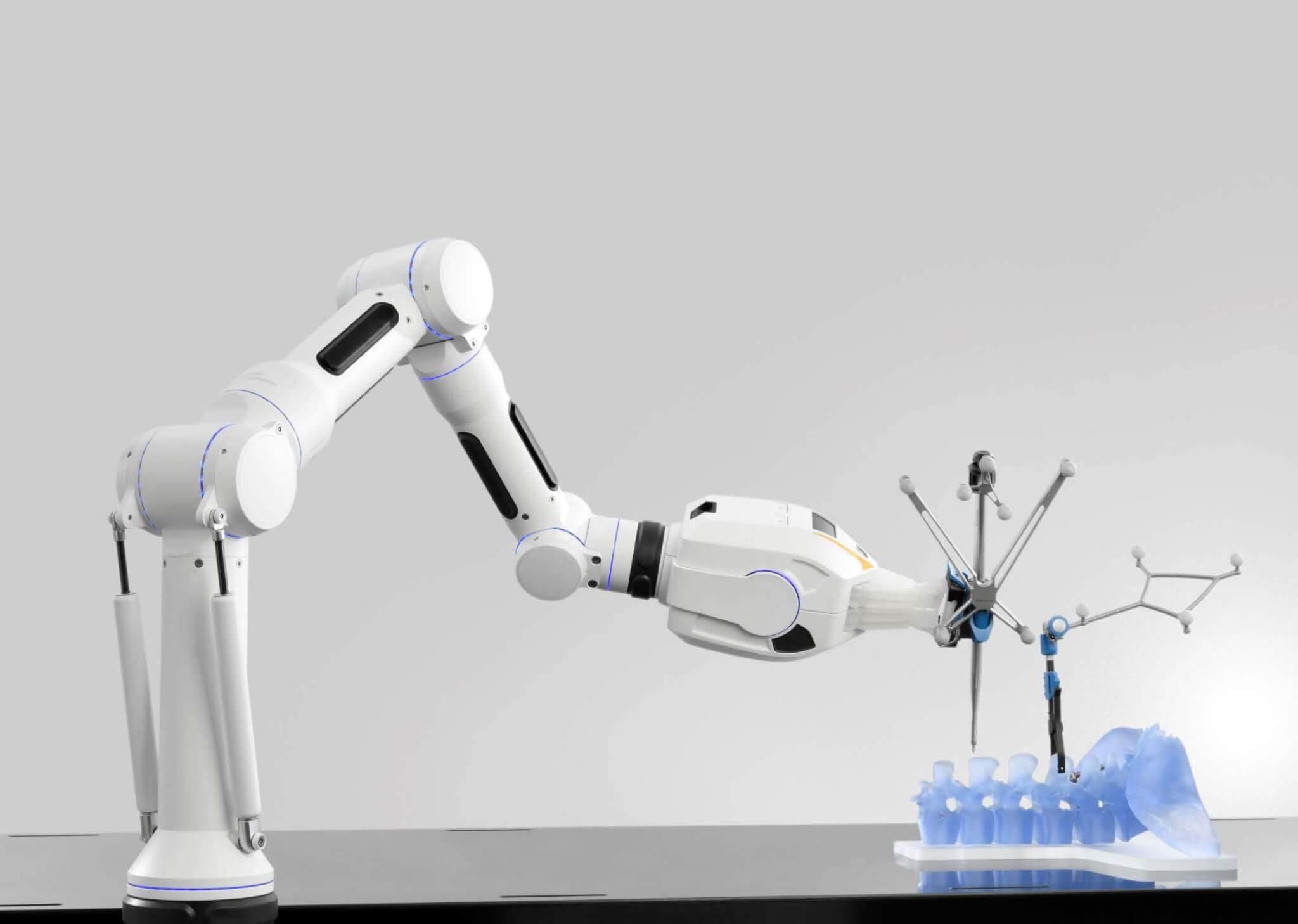 Cirq Spinal Navigation Robot