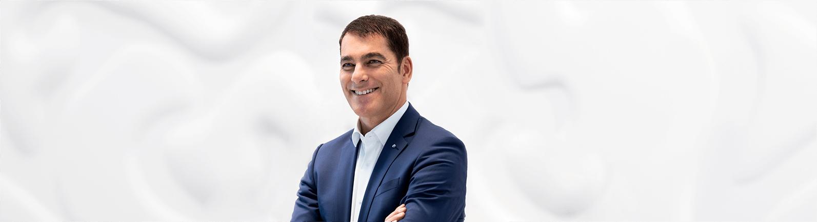 Stefan Vilsmeier Brainlab President and CEO