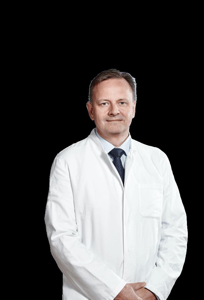 Prof. Alexander Schramm, MD, DDS