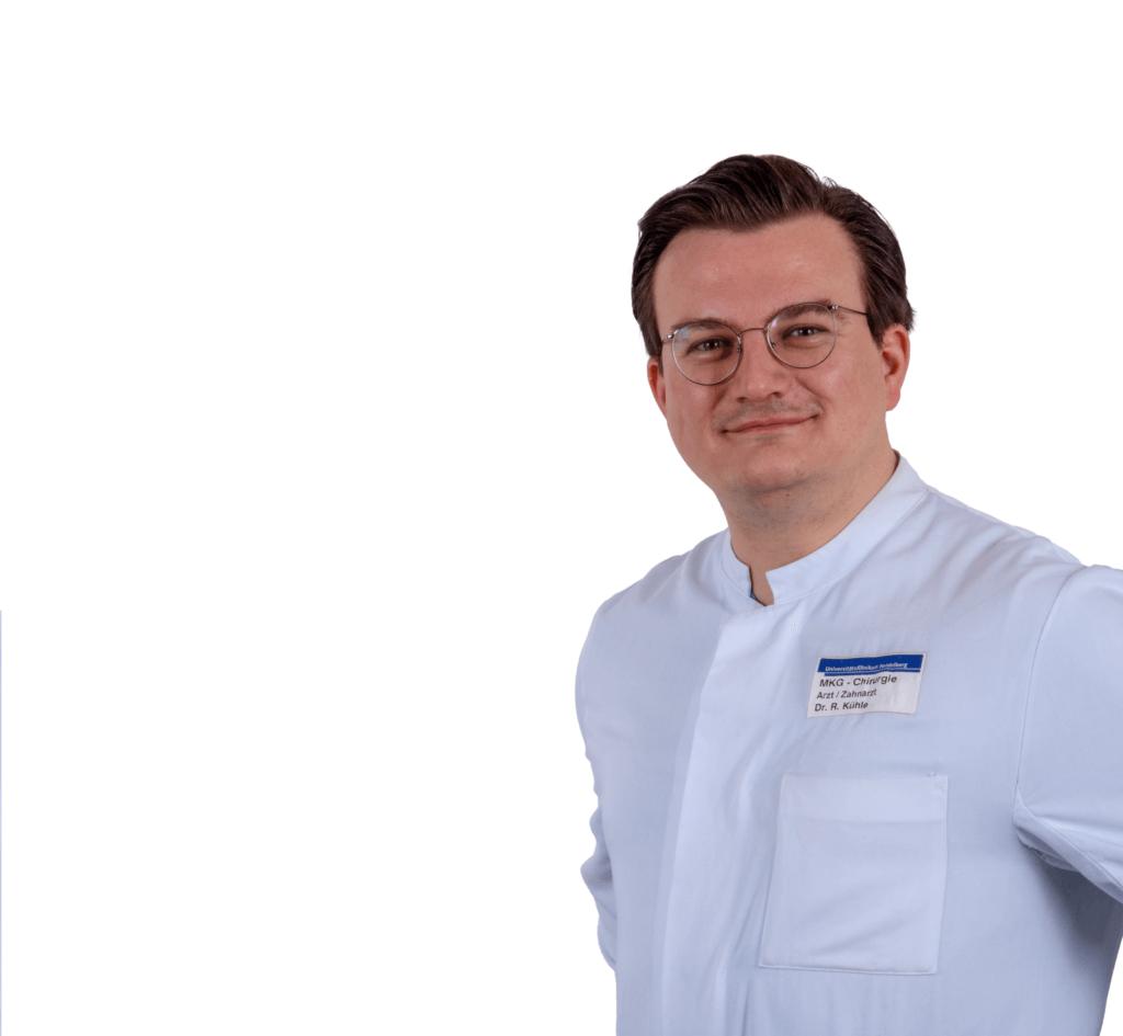 Reinald Kühle, MD, DDS